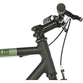 FIXIE Inc. Blackheath black/olive